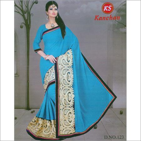 Wedding Cotton Saree