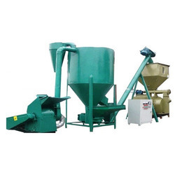 Poultry Feed Pellets Extruder