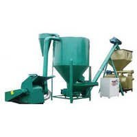 Pellets Snacks Extruder