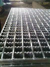 GI Sarated Grating