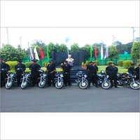 Bike Patrolling Team