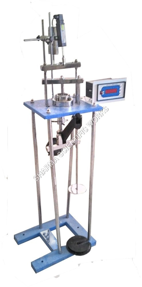 Consolidation Testing Machine