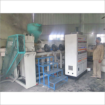 Our Extruder Machinery