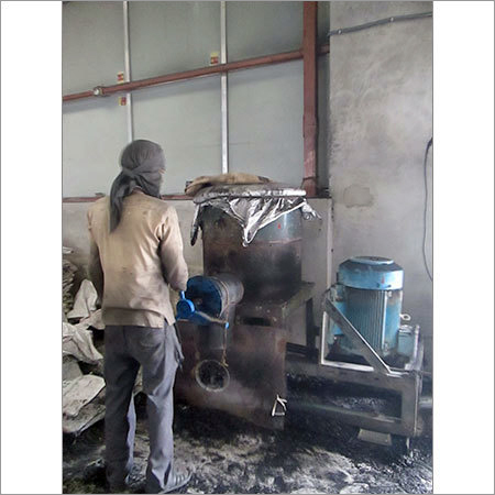 Our Mixture Machinery