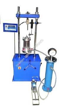Triaxial Shear Digital Test