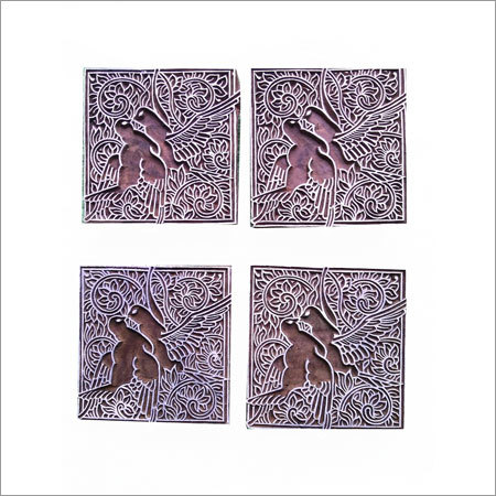 Decorative Stamps For Fabric Printing