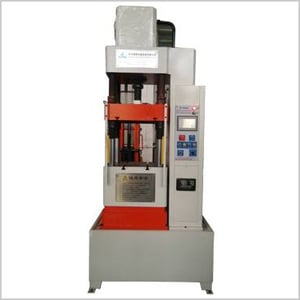 PLC Double acting Hydraulic Deep Drawing Machines