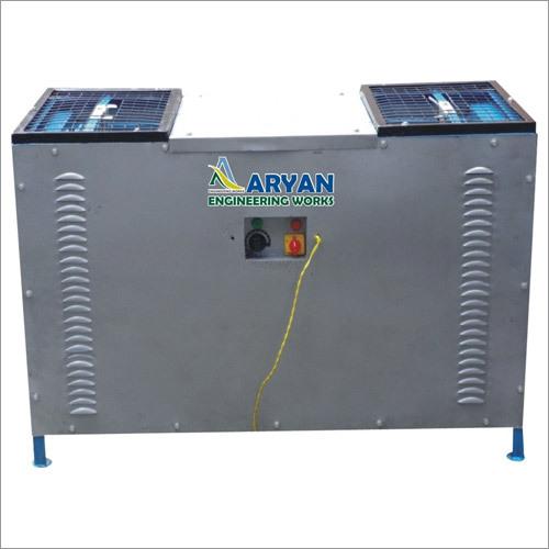 Semi Automatic Double Die Paper Plate Machine