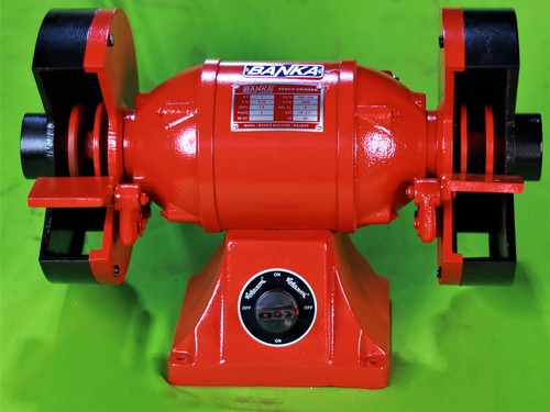 Bench Grinder Cum Flexible Shaft Grinder (Without Wheel & Shaft)