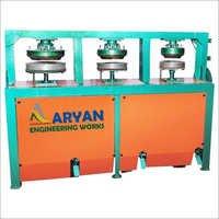 Tiffin Plate Semi Automatic Triple Die Machine