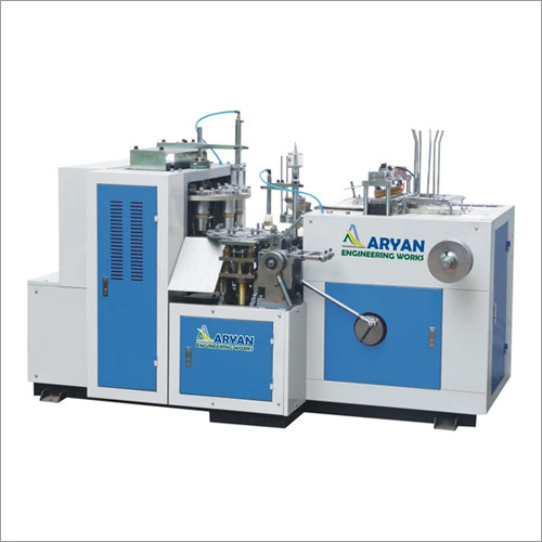 Fully Automatic Paper Tea Cup Making Machine
