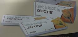 Gefitinib 250 Mg Tablet
