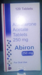 Abiraterone acetate 250 mg Tablet