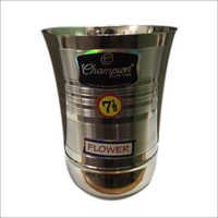 Stainless Steel Drinking Glass