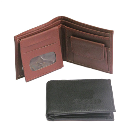 Bifold Soft Leather Wallet