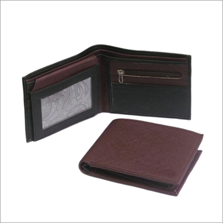 Bifold Fine Leather Wallet