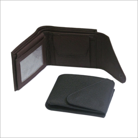 Leather Designer Wallet