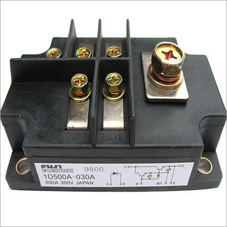 Fuji Darlington Transister Module 1D500