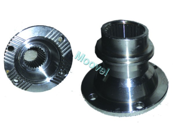 X-Serrated Coupling Flanges