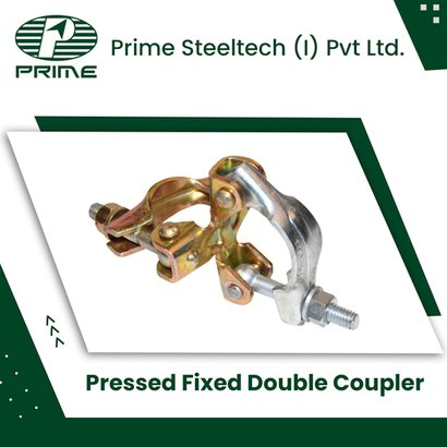 Pressed Double Coupler