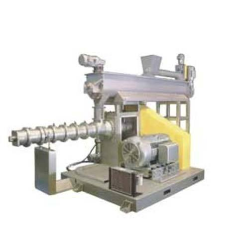 Floating Fish Feed Pellets Extruder