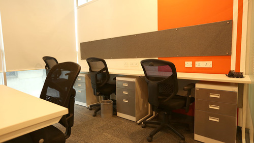 Serviced Office Space On Rent