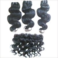 Single Donor Black Body Wave Human Hair Extension