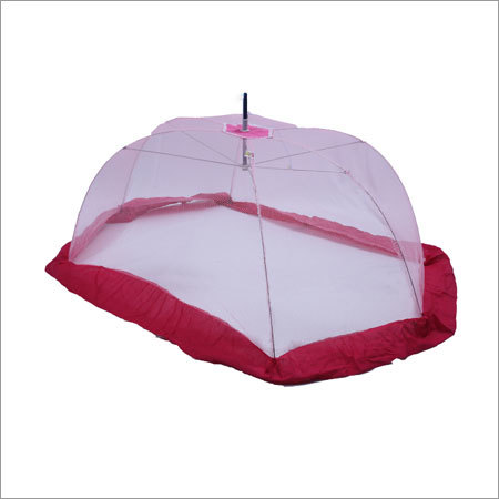 Red Color Border Mosquito Net