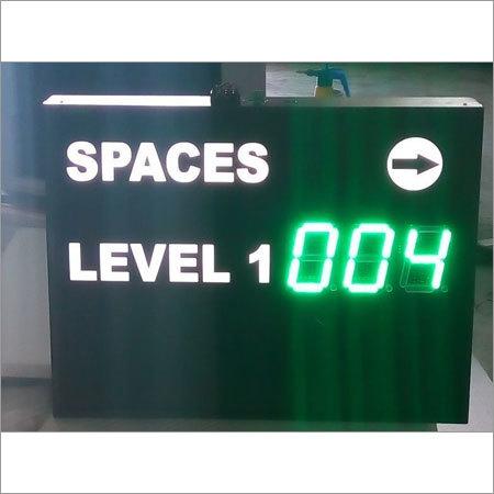 Industrial Digital Display Clock