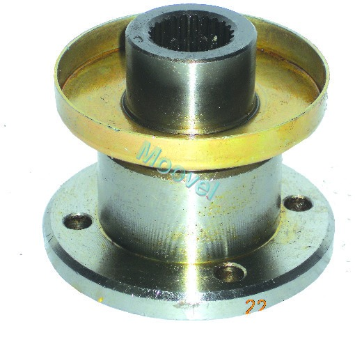 Propeller Shaft Pinion Coupling Flanges