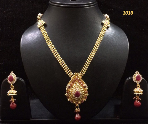Traditional Necklace Sets