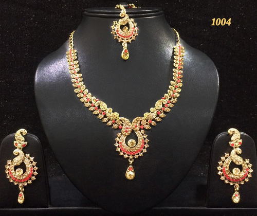 Heavy Necklace Sets