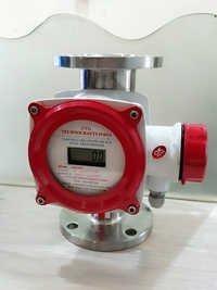 Metal Tube Rotameter with Transmitter