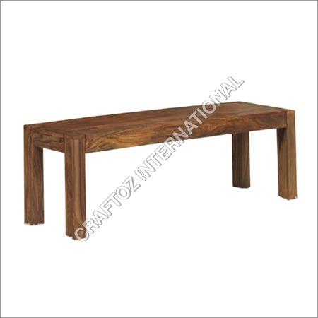 Sheesham Wood Bedroom Bench