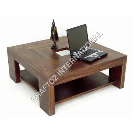 Sheesham Wood Central Table