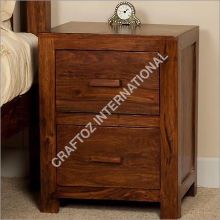 Sheesham Wood Bedside