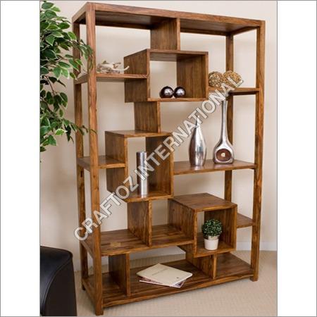 Sheesham Wood Display Unit
