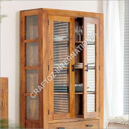Sheesham Wood Wardrobe
