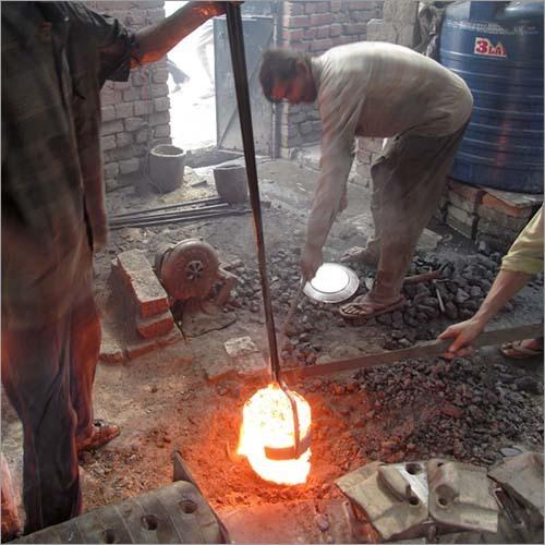 CI Casting Manufacturing Plant