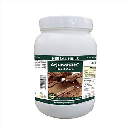 Arjuna Capsule - Arjunahills  Value Pack
