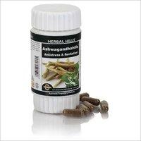 Ashwagandha Capsule - Ashwagandhahills 60 Capsule
