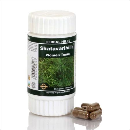 Shatavari Capsule - Shatavarihills  60 Capsule