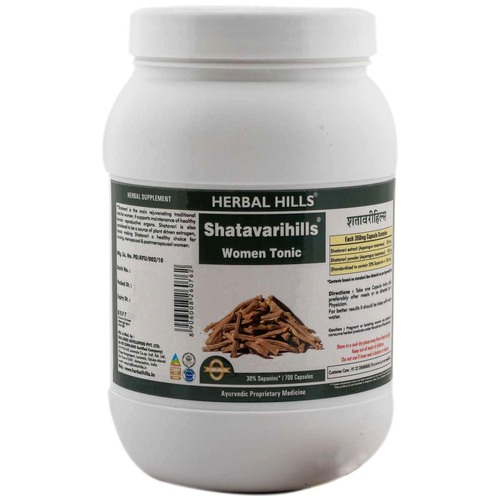 Best Ayurvedic Medicine for Women's Health - Shatavari 700 Capsule