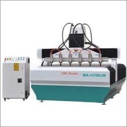 Multi Head CNC Router Machine