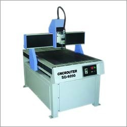 Small Stone CNC Router