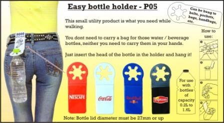 Easy Bottle Holder