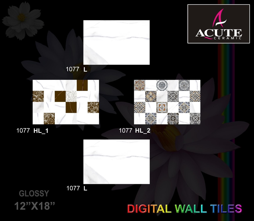 Luxury Ceramic Wall Tiles