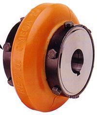 Rexnord omega elastomer coupling