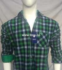 ATTRACTIVE BRANDED CHECK SHIRTS - 74/3