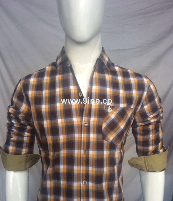ATTRACTIVE QUALITYMADE CHECKS SHIRT - 78/3